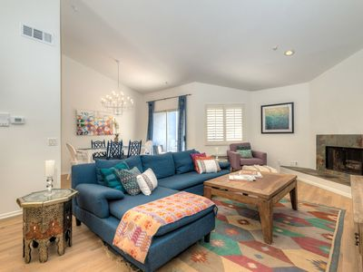 Photo for West Hollywood Townhouse with Loft and Balconies