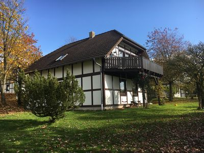 Photo for Family cottage on the nature park Kellerwald Edersee near Ski area