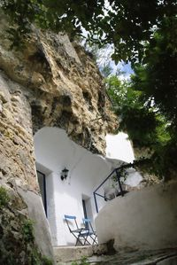 Photo for Troglodyte charming studio with garden Amboise historic center