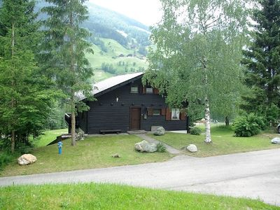 Photo for Stunningly located chalet with fantastic views.