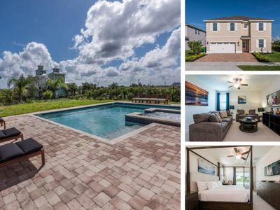Photo for EC297- 8 Bedroom Encore Home With Private Pool