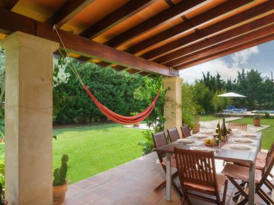 Photo for Fantastic Villa with private pool - perfect for a family holiday in Pollença