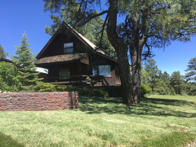 Photo for Charming Home in Pagosa Lakes (Completely new inside)