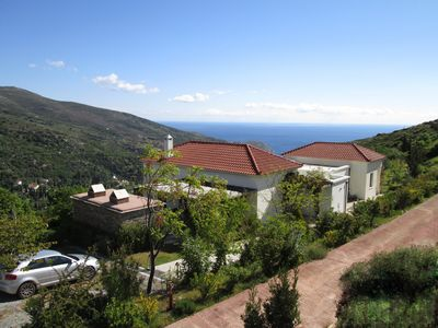 Photo for Design villa decorated with style for relaxed holidays and amazing views
