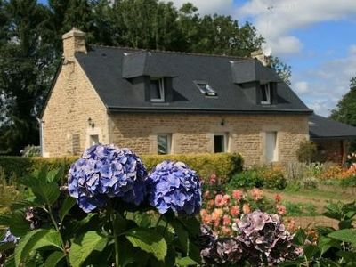 Photo for Coat-Kerlin's Cottage in south Brittany