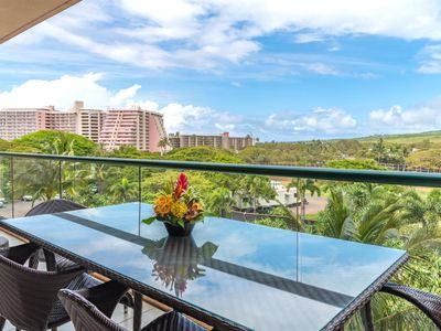 Photo for K B M Hawaii: Mountain Views 1 Bedroom, FREE car! Jul & Aug Specials From only $199!