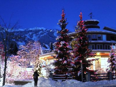 Photo for Deer Lodge updated 2 Bed/Bath in Heart of Whistler Village