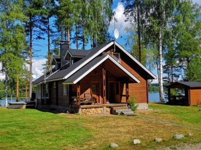 Photo for Vacation home Miestamon mökki in Ruovesi - 8 persons, 3 bedrooms