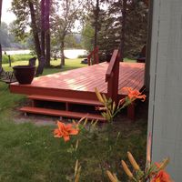 Photo for 2BR Cabin Vacation Rental in Rice, Minnesota