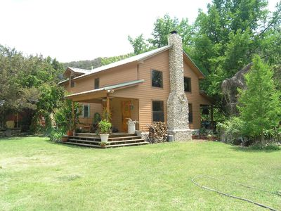 Photo for 1BR House Vacation Rental in Leakey, Texas