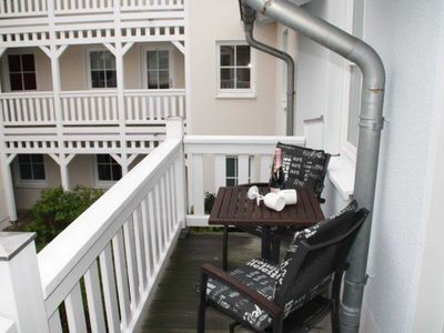 """Photo for (227) 2-room apartment beach road - Apartment house """"Strandstrasse 16"""""""