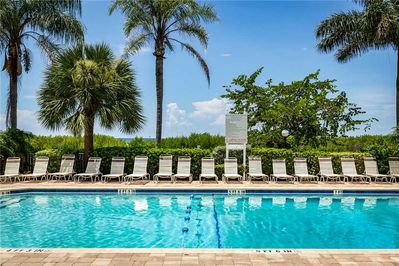 Fun in the Sun at the Pool - Swimming in the pool is one of the best parts of a vacation. Head over to the community pool and have some family fun!