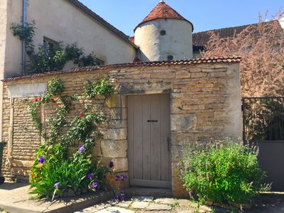 Photo for Old xve 'hôtel-dieu' in one of the hundreds more beautiful village of france.