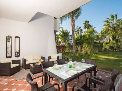 Photo for Benamara Holiday Home, Sleeps 6 with Pool, Air Con and Free WiFi