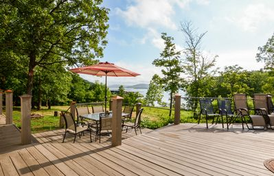Photo for Lake Front Lodge - Easy Access to Table Rock Lake