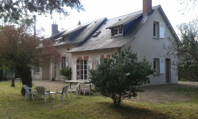 Photo for Country house, 1h30 from Paris