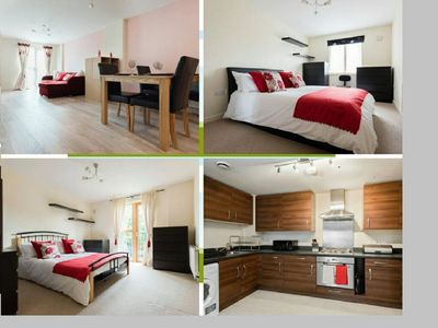 Photo for Lovely 2-bedroom apartment (SE13)