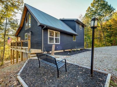Photo for Stunning Mountain getaway, close to downtown Murphy, NC