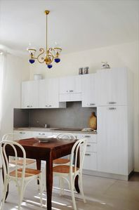 Photo for Casa di Agnese - Fedora apartment in San Gimignano with WiFi & air conditioning.