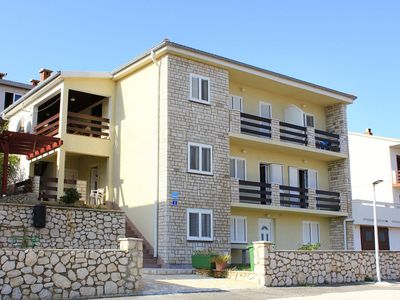 Photo for Apartment in Pag (Pag), capacity 4+1
