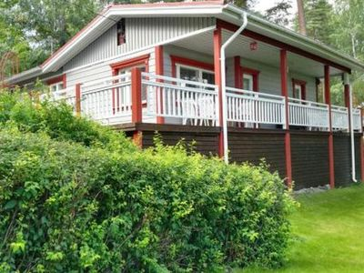 Photo for Vacation home Lomaranta in Lohja - 5 persons, 1 bedrooms