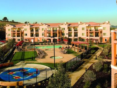 Photo for Vino Bello Napa 1BR Suite May 20 - 27 BottleRock sleeps 4 any or all days $2500