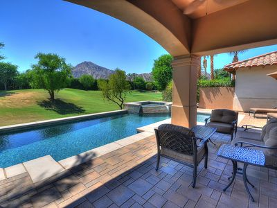 Photo for Luxury Furnished Home With Majestic Golf Course, Fairway And Mountain View
