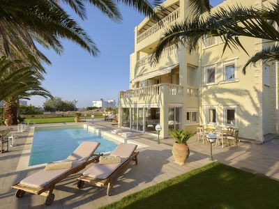 Photo for Villa living e - Motion close to the beach | Fantastic Pool| luxury Vacation