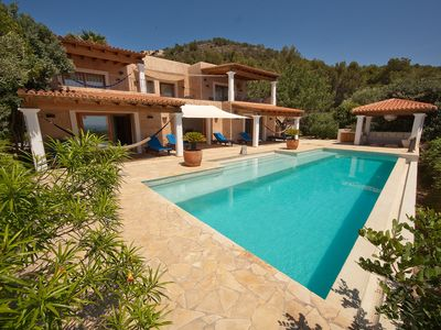 Photo for High End villa with all Amenities and Open Sea Views perfect family & friends