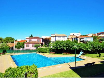 Photo for Apartment 283 m from the center of Roses with Pool, Air conditioning, Terrace, Washing machine (1004447)