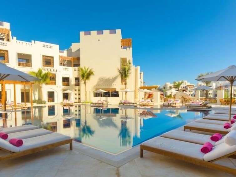 Apartment Blue View 3 BDR  in As Sifah - Muscat, Muscat - Bandar - al - Khiran - 6 persons, 3 bedrooms Photo 1