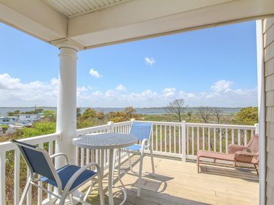 Photo for SM160: Dog friendly! 4BR Salt Meadows TH | On the bay ... w/ ocean views too!