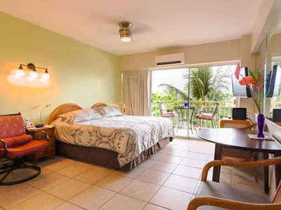 Photo for Awesome Waikiki Beach Front Studio Great Ocean Views Low Rates