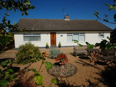 Photo for Bungalow In Stanhoe, Near Burnham Market, Norfolk. Visit England 4 star property