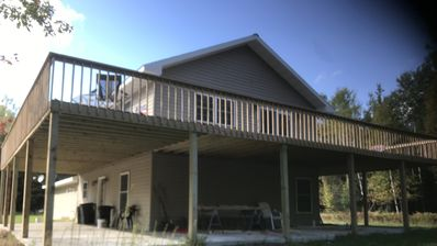 Photo for Brand New Lodge Located 10 min from Lake Michigan, 45 min from Lake Superior