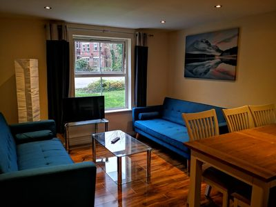 Photo for Spacious 2 bedrooms apartment close to centre