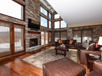 Photo for Ritz like accomodations for your special time in Ellicottville.  Treat yourself!