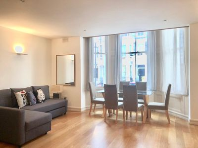 Photo for Lexham Gardens 3  apartment in Kensington & Chelsea with WiFi & lift.