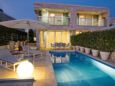 Photo for Lovely Villa Camelia, in Dalmatia, with a Pool