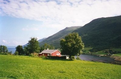 Photo for Holiday house in a quiet location for 4 people at the Batnafjord