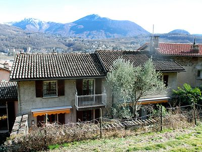 Photo for Vacation home Dumont in Manno - 8 persons, 4 bedrooms