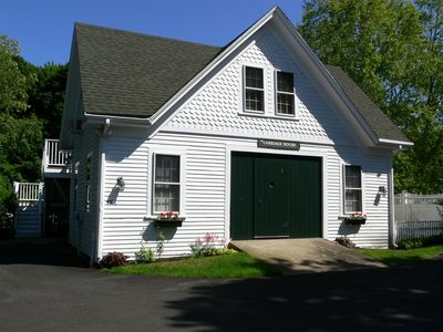 Photo for Carriage House Apartment, family friendly & within walking distance to village
