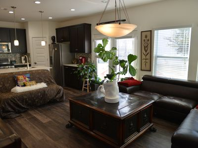 Photo for Clean and comfortable in East Austin; sleeps 5