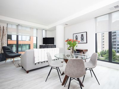 Photo for Modern  2-Bedroom + 1-Bathroom Luxe Suite at WhyHotel Tysons Corner