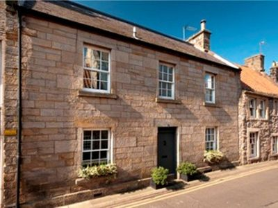 Photo for Beautiful traditional three storey town house in centre of St Andrews