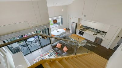 "Photo for 'THE LOFT""- Trendy apartment that sleeps up to 6 guests near the city."