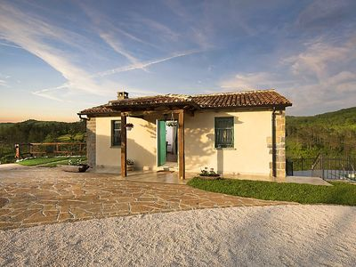 Photo for Vacation home Luna  in Motovun, Istria - 5 persons, 2 bedrooms