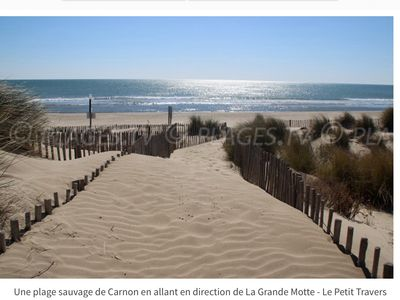 Photo for 1BR Apartment Vacation Rental in Carnon plage, Occitanie