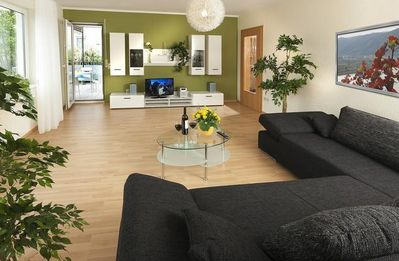 Photo for Apartment Kröv for 4 - 5 people with 2 bedrooms - Apartment in a detached Zweifam