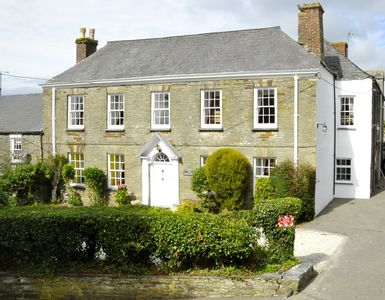 Photo for Fabulous Family Friendly Manor House Just 3 Miles From Padstow with Hot Tub!